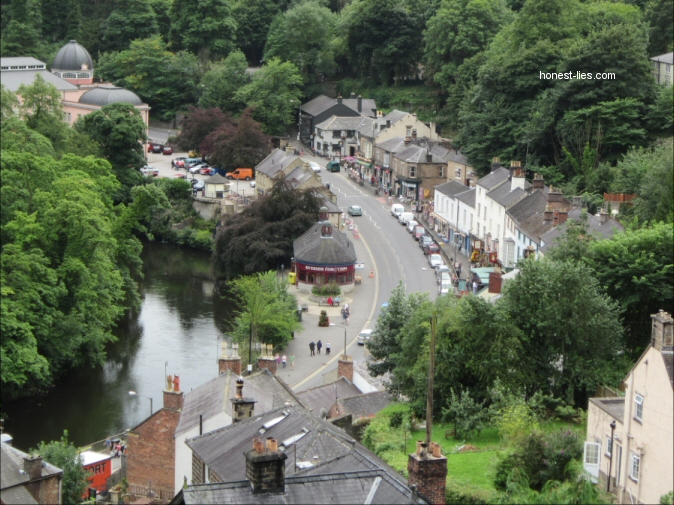 Matlock Bath Village