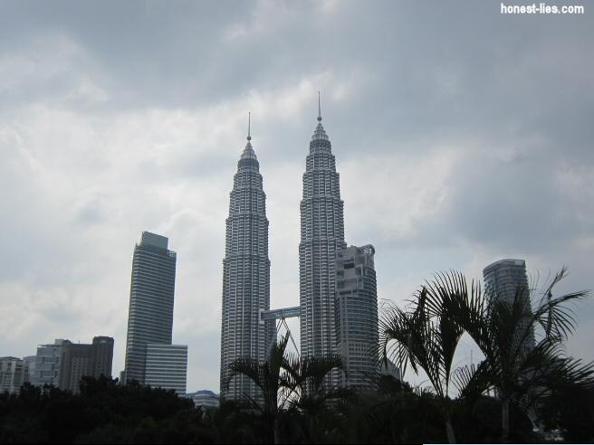 Kuala Lumpur - twin towers