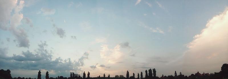 sky at dusk9