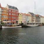 Colorful houses of Nyhavn II